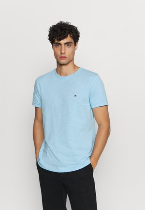 SLUB TEE - T-shirts basic - blue