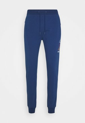 GINDO - Tracksuit bottoms - navy
