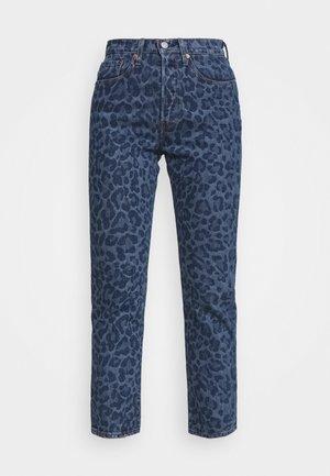 501® CROP - Jeans Straight Leg - sage