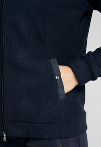 Daily Sports - LINDA JACKET - Giacca in pile - navy - 5