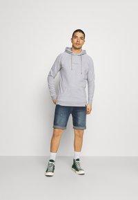 Denim Project - MOJO HOODIE - Sweatshirt - light grey - 1