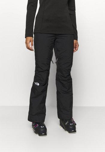 ABOUTADAY PANT  - Ski- & snowboardbukser - tnf black