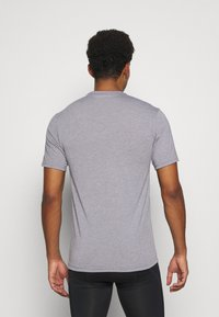 Fox Racing - OVERHAUL TECH TEE - Print T-shirt - grey - 2