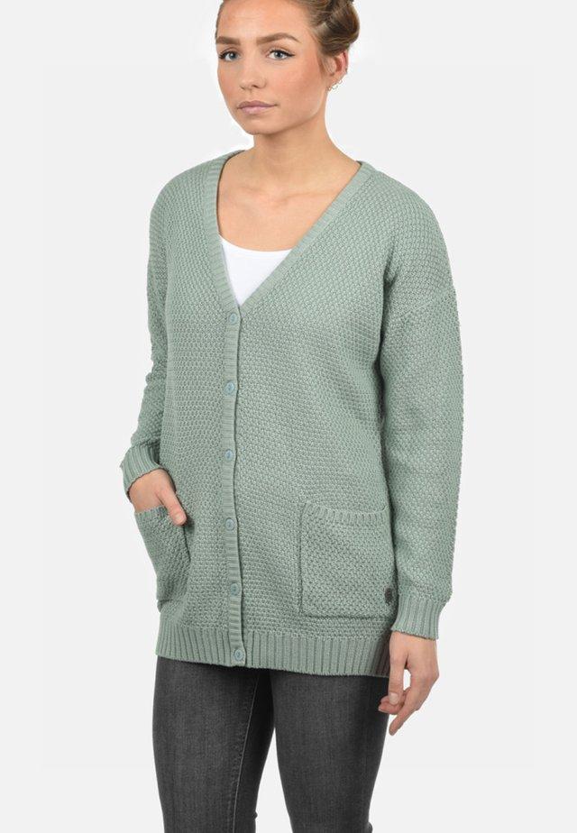 INGA - Vest - slate grey
