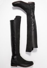 Felmini - CLASH - Over-the-knee boots - pacific/wonderful black - 3