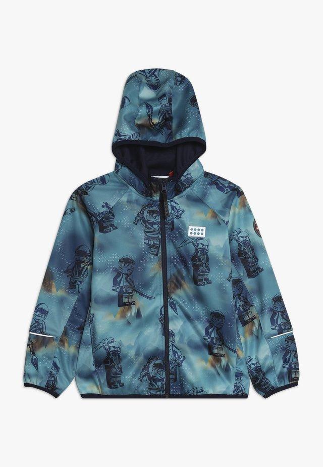 JACKET - Light jacket - light blue