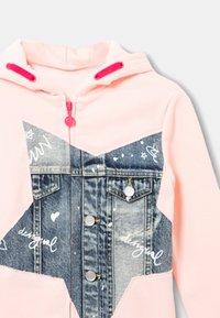 Desigual - SELENE - Zip-up hoodie - red - 2