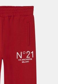 N°21 - PANTALONI UNISEX - Tracksuit bottoms - red - 2
