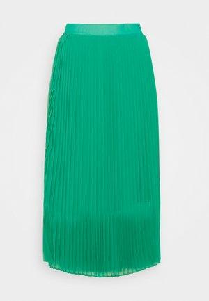 LOIS - Pleated skirt - jade