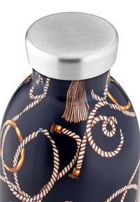 24Bottles - TRINKFLASCHE CLIMA BOTTLE WEAVE - Other accessories - blau - 2