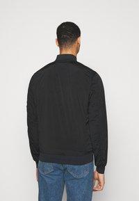 C.P. Company - OUTERWEAR SHORT JACKET - Summer jacket - black - 2