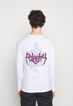 UNISEX - T-shirt à manches longues - white