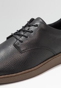 Zign - LEATHER - Casual lace-ups - black - 5