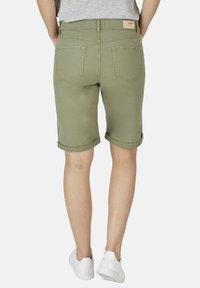 Angels - Denim shorts - khaki - 1