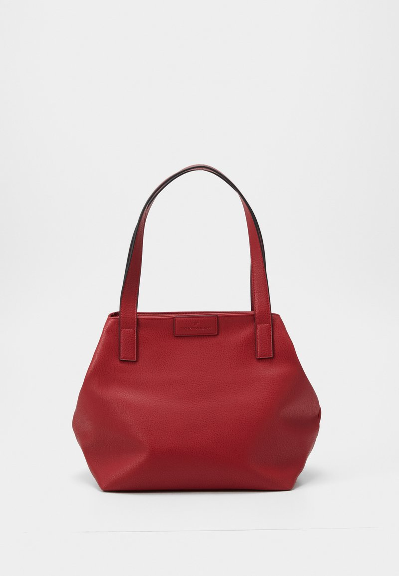 TOM TAILOR - MIRI ZIP - Handbag - red