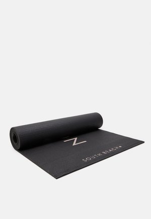 YOGA MAT - Fitness / Yoga - black/mint