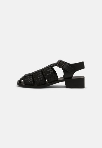 SHAY - Sandals - black