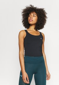ONLY Play - ONPMICHA SHORT TRAIN TANK - Top - blue graphite - 0