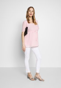 Supermom - Jeans Skinny Fit - optical white - 1