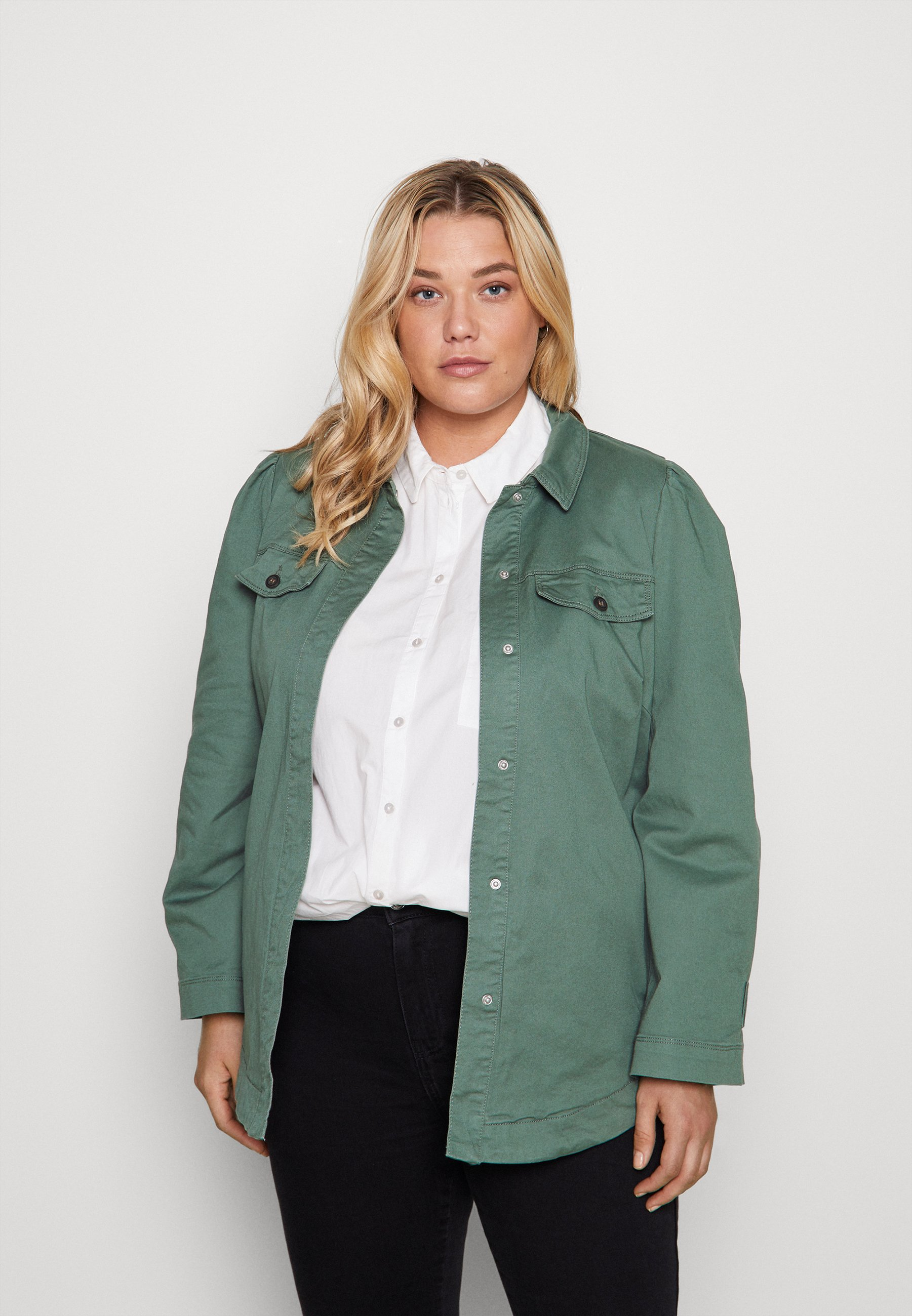 Women VMALIKKA BELT JACKET - Short coat
