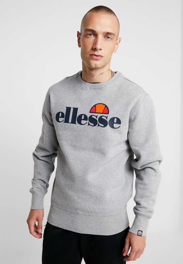 SUCCISO - Sweater - grey marl