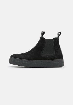 Ankle boots - evolo nero