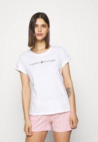 Tommy Hilfiger - ORIGINAL SHORT  - Pyjamas - white - 0