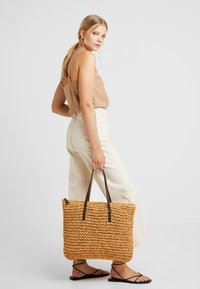 Anna Field - Tote bag - beige/brown - 1