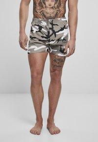 Brandit - Boxer shorts - grey - 0