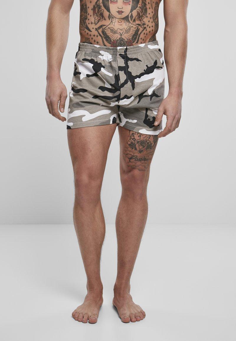 Brandit - Boxer shorts - grey