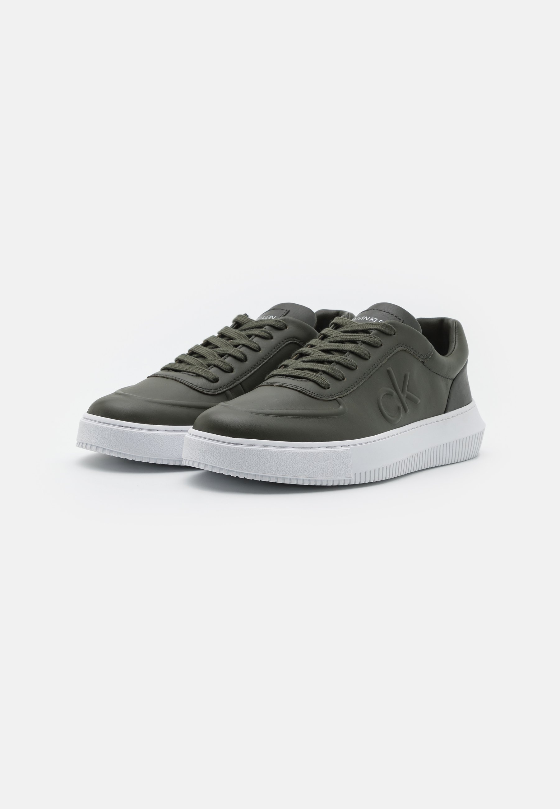 Men CHUNKY SOLELACEUP OXFORD - Trainers