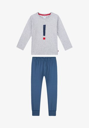 SET - Pyjama set - hellgrau
