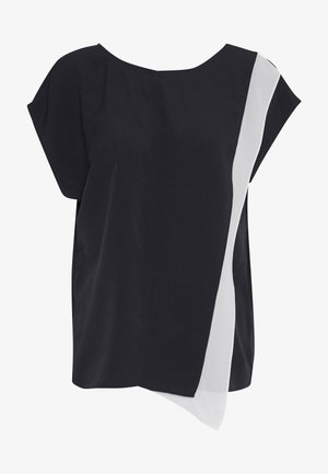 BLOUSE - Blouse - black