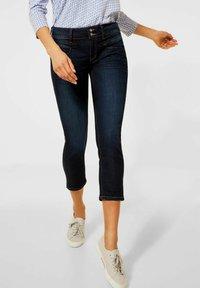 Street One - Slim fit jeans - blau - 0