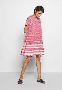 CECILIE copenhagen - DRESS - Day dress - tomato - 0