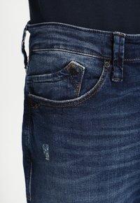 Mavi - MARCUS - Straight leg jeans - deep ultra move - 3