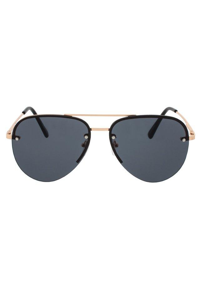 PILOT - Sluneční brýle - rose gold