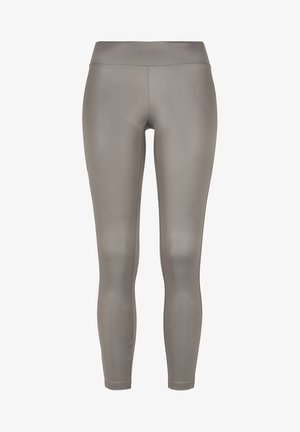 Leggings - Trousers - asphalt