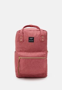 anello - SQUARE BACKPACK UNISEX - Batoh - pink - 0
