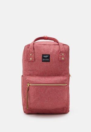 SQUARE BACKPACK UNISEX - Batoh - pink