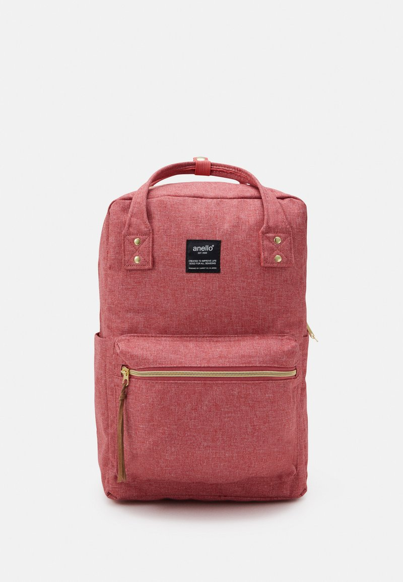 anello - SQUARE BACKPACK UNISEX - Batoh - pink