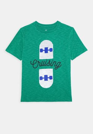 BOY FLIPPY - T-shirt print - irish clover
