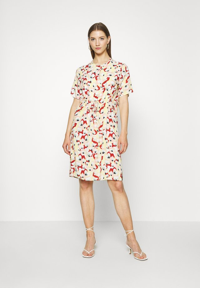 SLRAFINA DRESS - Vapaa-ajan mekko - multicoloured