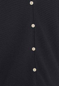 Esprit Collection - OPEN CARDI - Chaqueta de punto - navy - 2