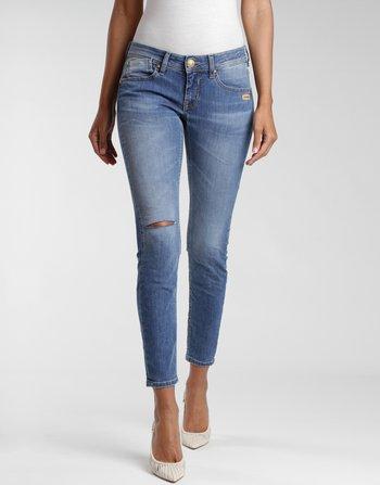 Jeans Skinny Fit - bio mid vintage