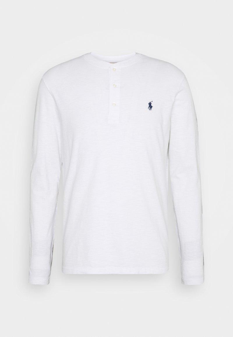 Polo Ralph Lauren - SLUB - Long sleeved top - white
