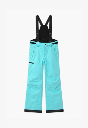 WINTER TERRIE UNISEX - Snow pants - light turquoise