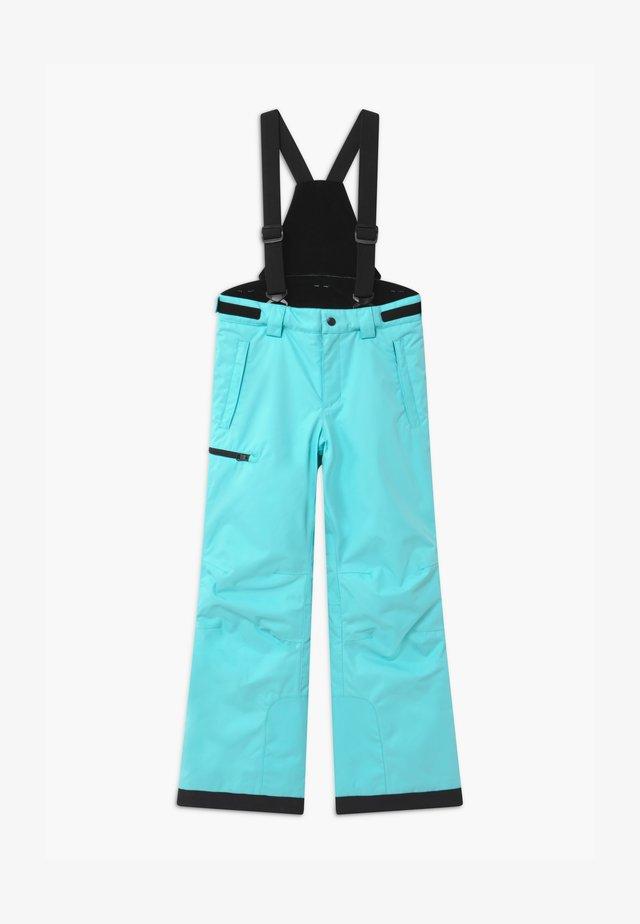 WINTER TERRIE UNISEX - Ski- & snowboardbukser - light turquoise