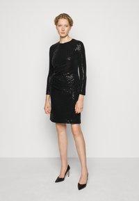 Steffen Schraut - PARIS GLAM DRESS - Cocktail dress / Party dress - black - 0
