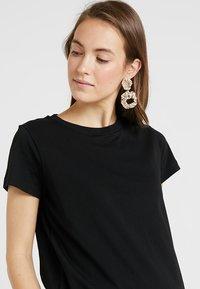 Boob - Camiseta estampada - black - 3